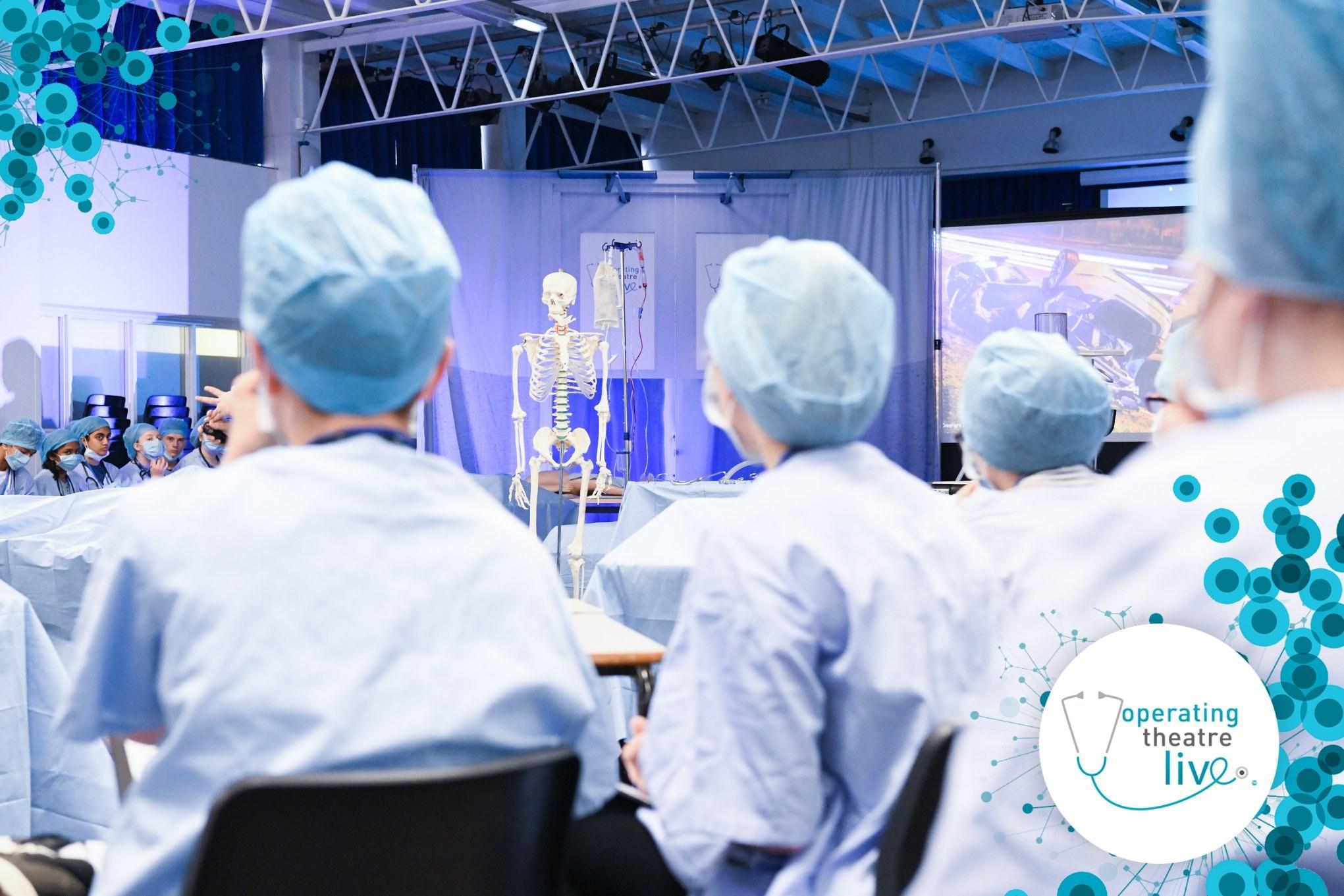 Aberdeen School Opens its Doors to Medics of the Future