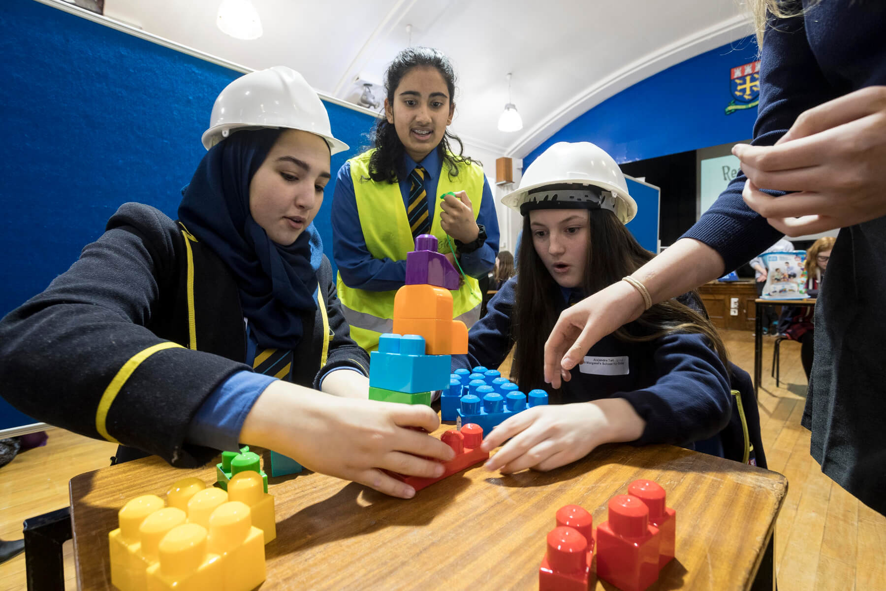Aberdeen School Hosts First Women in Architecture and Construction Event