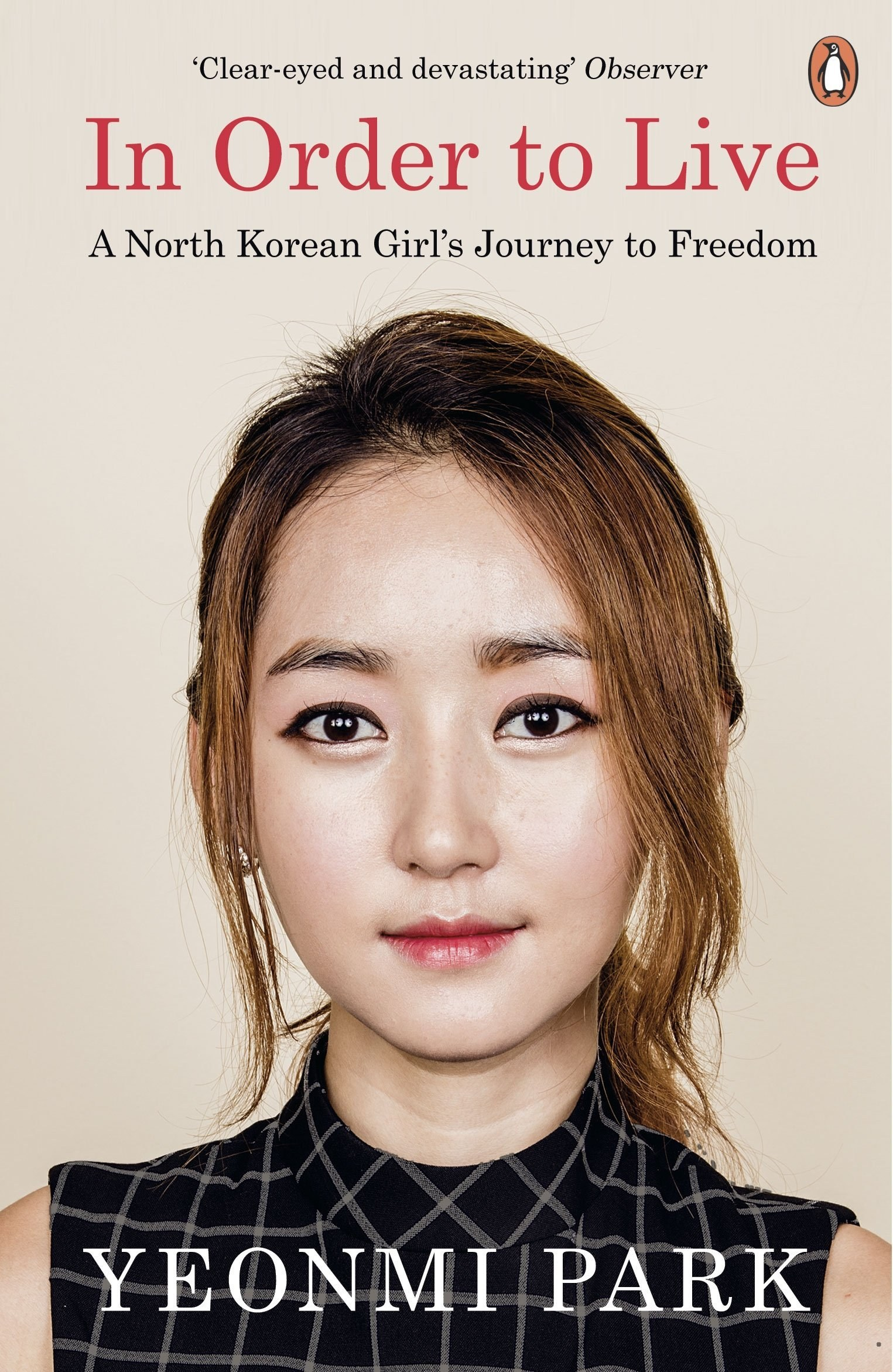 "Book review for Seniors: ""In Order to Live"" by Yeonmi Park"