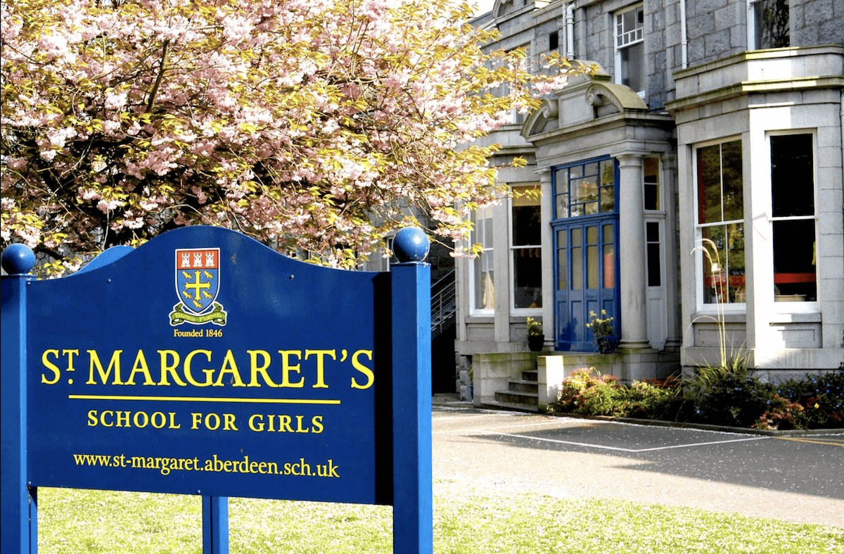 Outstanding Results for St Margaret's School for Girls