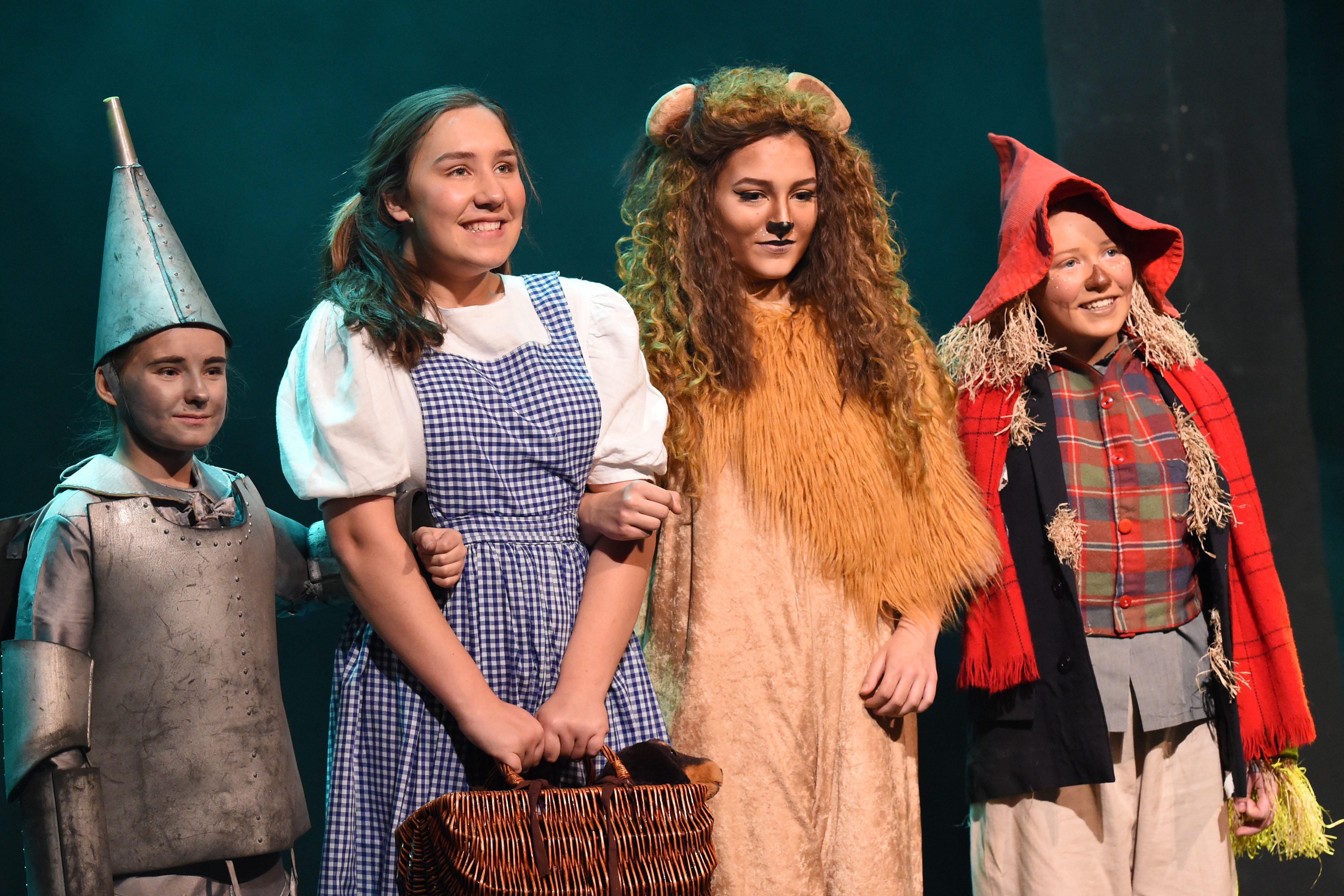 St Margaret's shines in the expressive arts