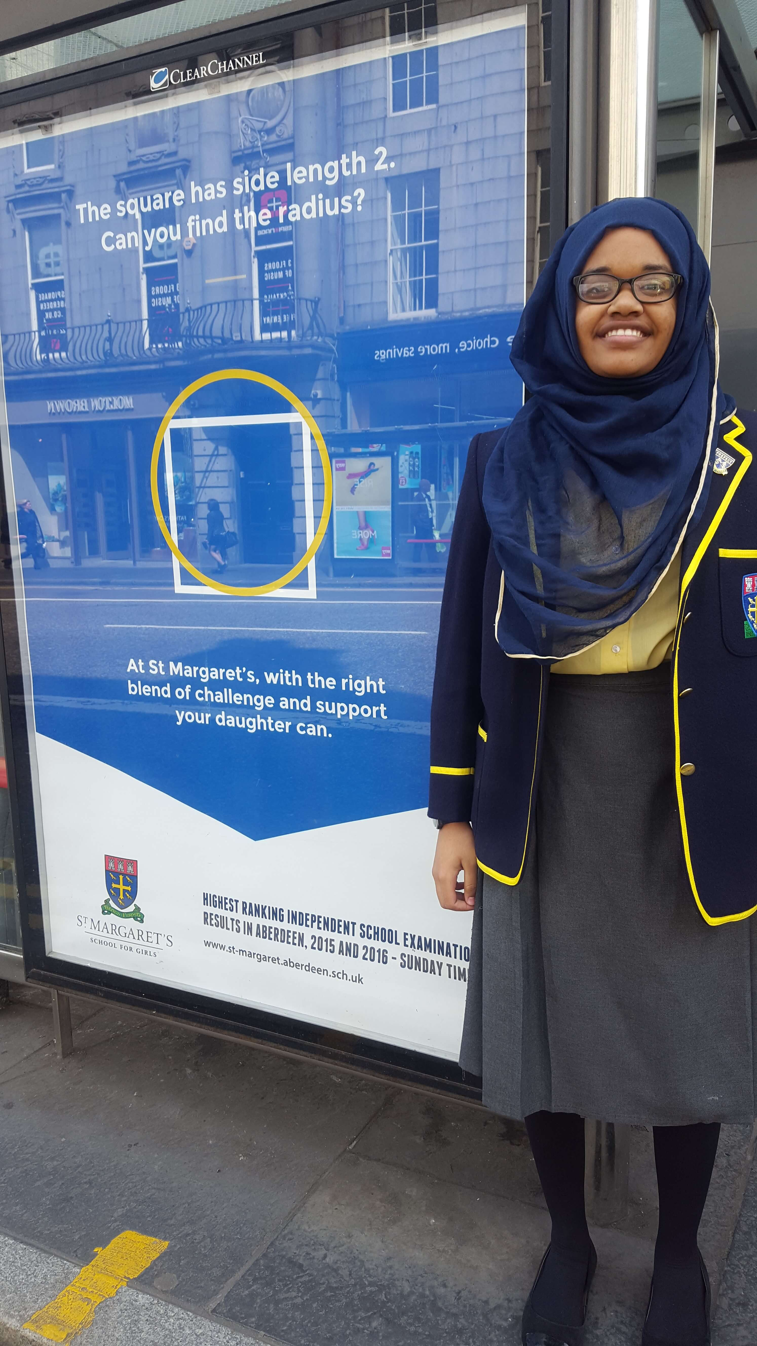 Can you solve the bus stop puzzle?