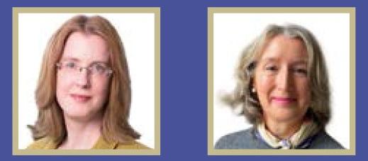 Inspirational Women Webinar - Julie Hutchison & Miranda Richards