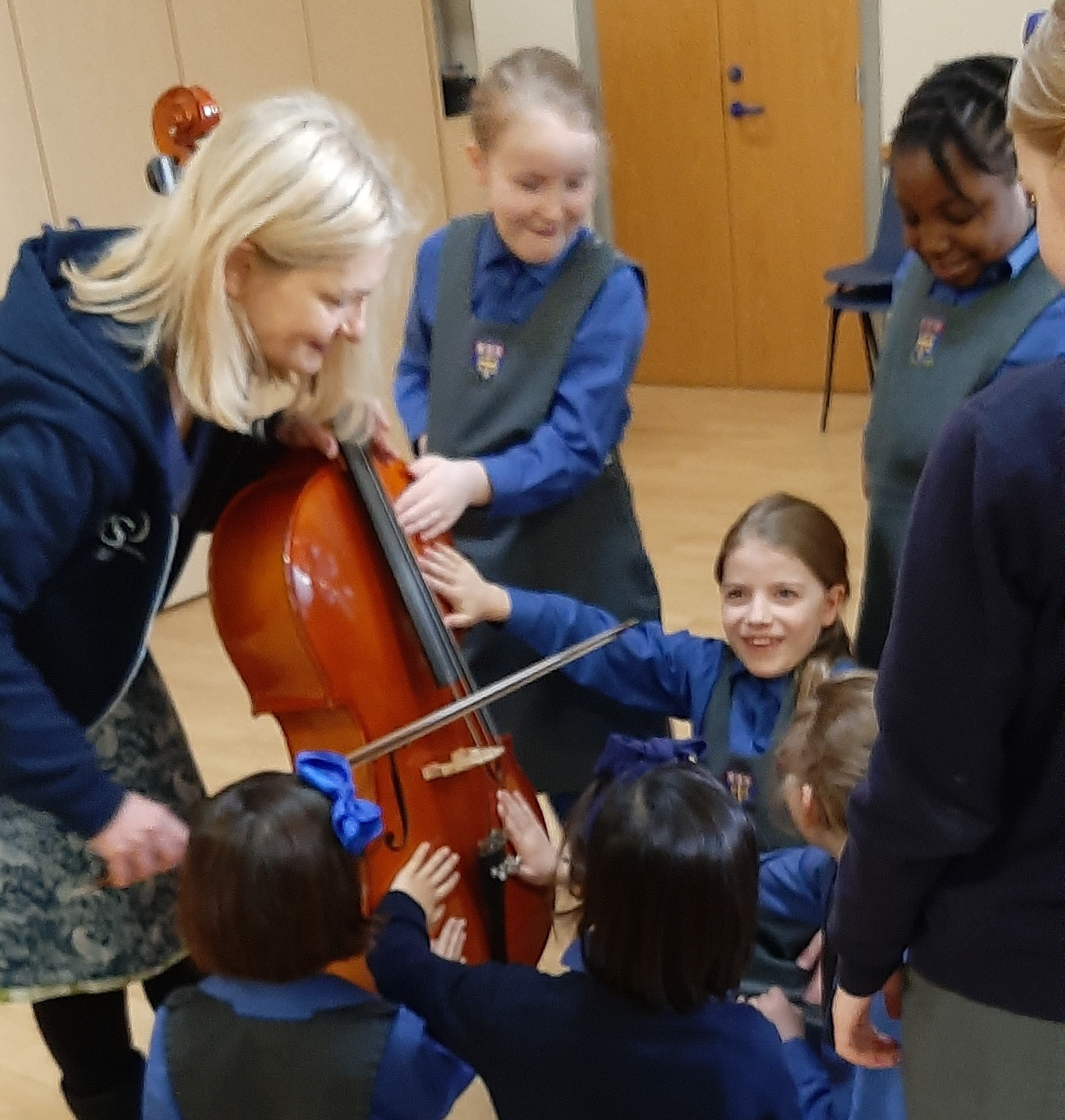 Workshop by musicians from the Royal Scottish National Orchestra