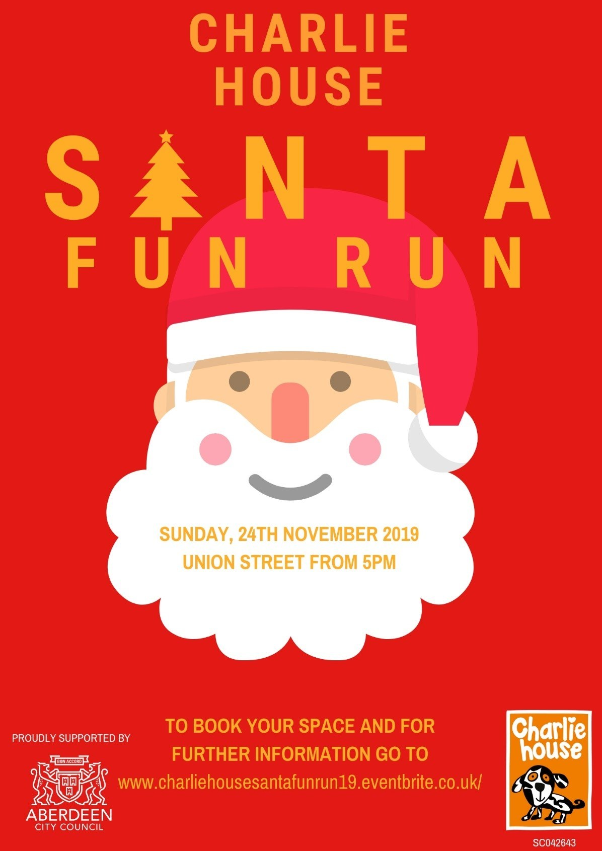 St Margaret's Gets into the Christmas Spirit with Charlie House's Festive Fun Run