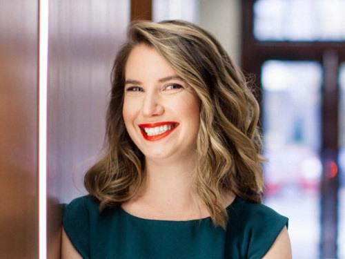 Inspirational Women Webinar - Jordan Brooks