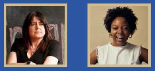 Inspirational Women Webinar - Louise Macdonald, Briana Pegado